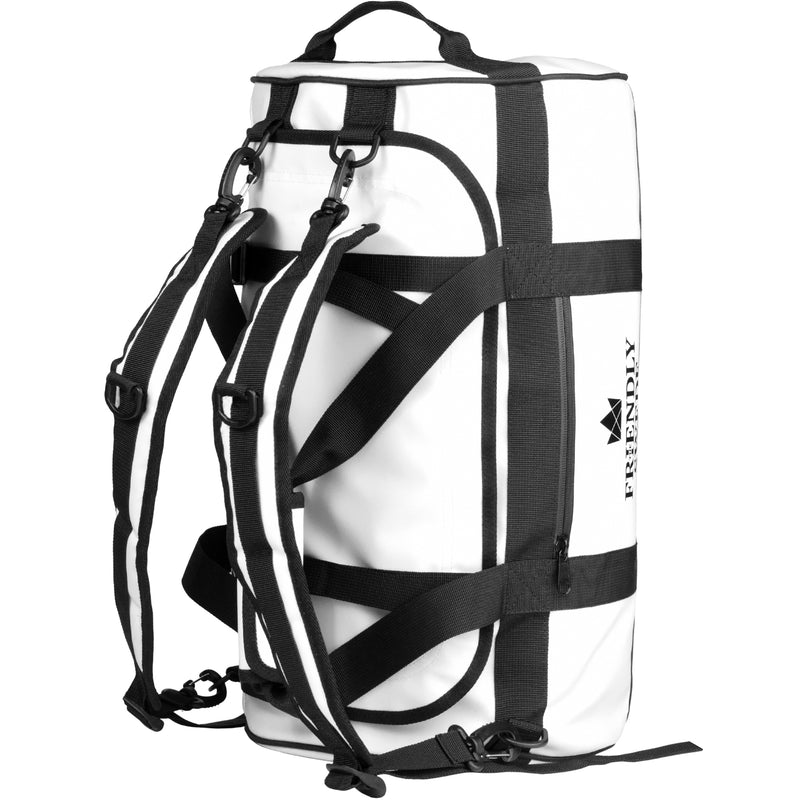 White Sandhamn Duffel 30L Bag