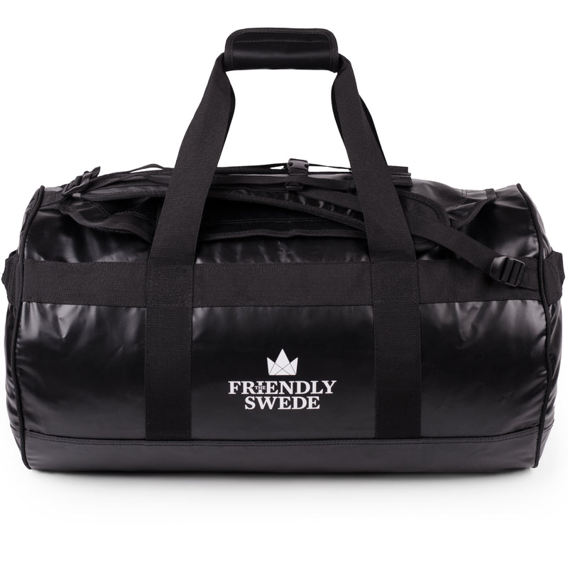 Black Sandhamn Duffel 60L Bag
