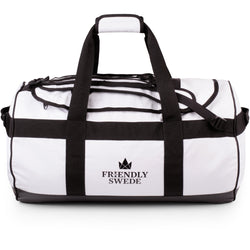 Sandhamn Duffel 60L Bag White