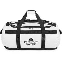 Sandhamn White 90L Duffel Bag