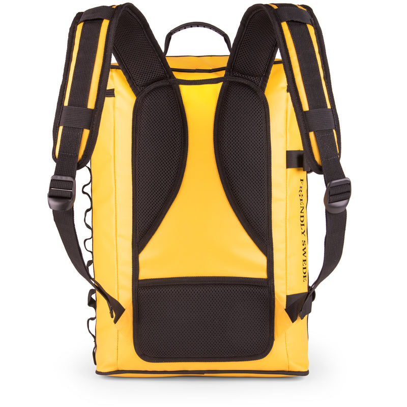 Yellow Svia Backpack Online