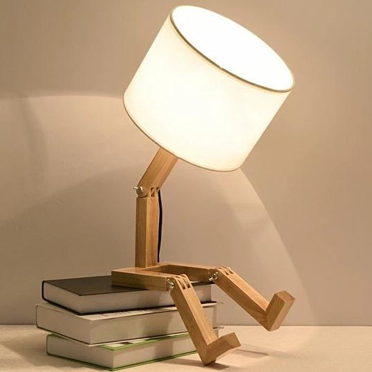 Hideki Table Lamp (UK plug)