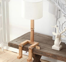 Load image into Gallery viewer, Hideki Table Lamp (US/CA/EU plug)
