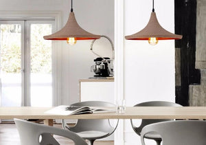 Nara Natural Hemp Pendant Lamps