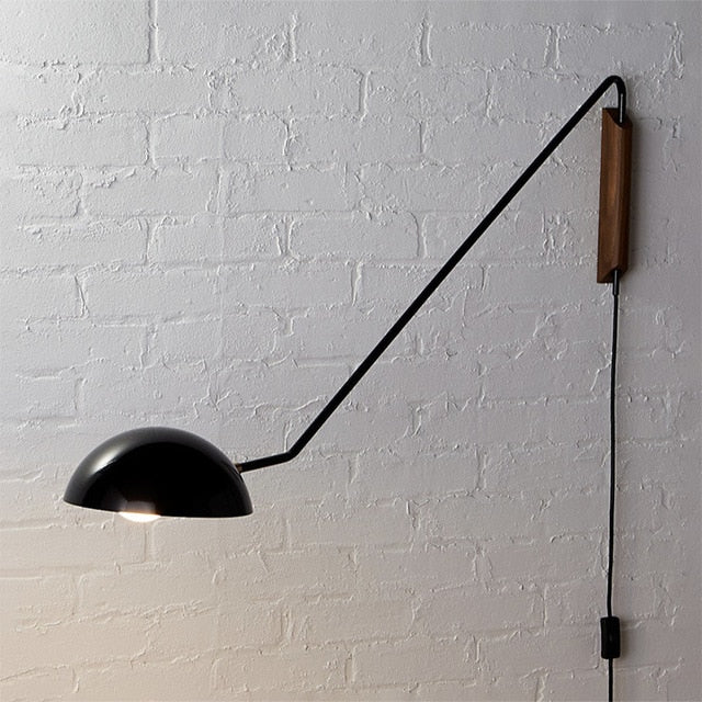 Johin Modern Wall Mounted Arm Lamp