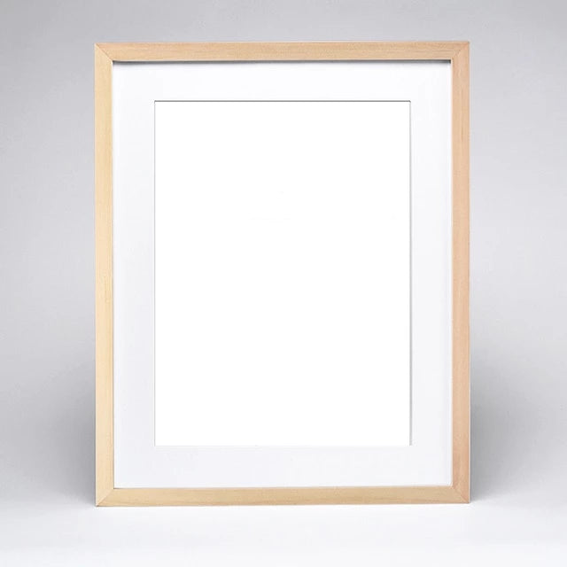 Wood Picture Frame - Natural