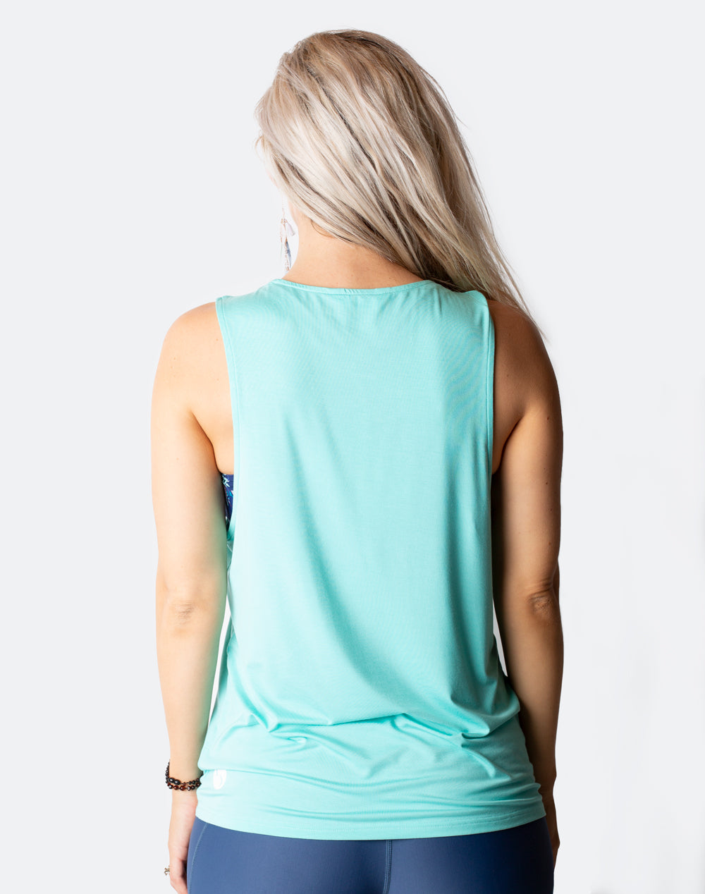 mint breastfeeding tank top