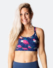** CLEARANCE ** Crossover Nursing Sports Bra - Evolve Bra Flourish