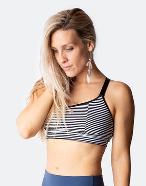 racerback sports bras for high impact activities