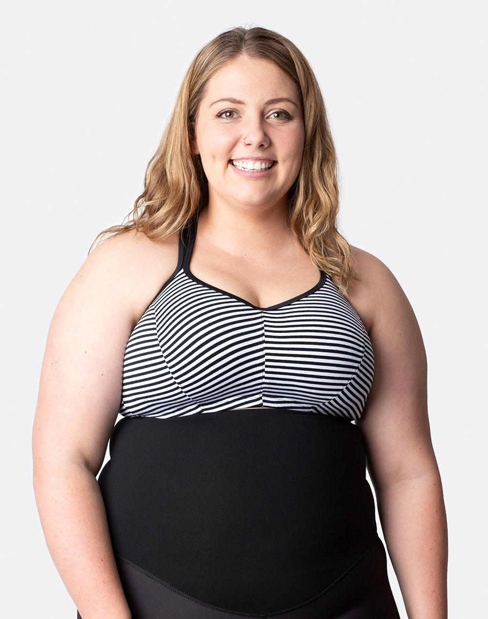 High Impact Sports Bra - Ultimate Bra Stripe