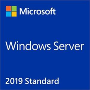 Windows Server Standard 2019 x64 DSP ENG 24-Core Bulk Pack