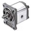 "1AK1U07R<br>Hydraulic Pump<br>1/2"" Keyed Shaft<br>3.42 GPM"