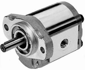 "1AG3U0SR<br>Hydraulic Pump<br>1/2"" Keyed Shaft<br>0.38 GPM"