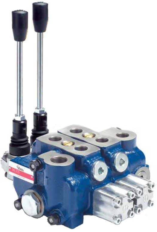 SN-3 Series Youli Valve<br>Available in 1-12 Spools<br>13 GPM