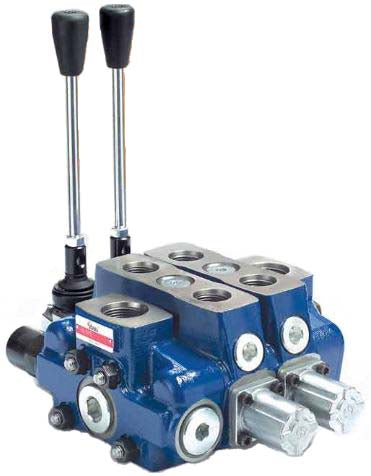 SN-6 Series Youli Valve<br>Available in 1-12 Spools<br>42 GPM