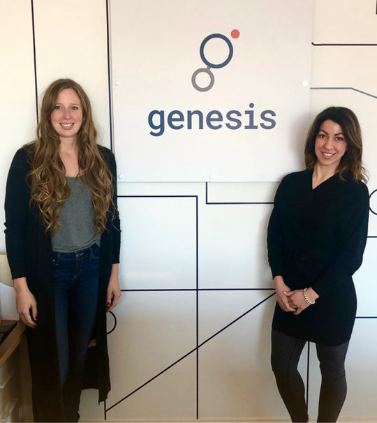 Granville Accepted into the Genesis Centre