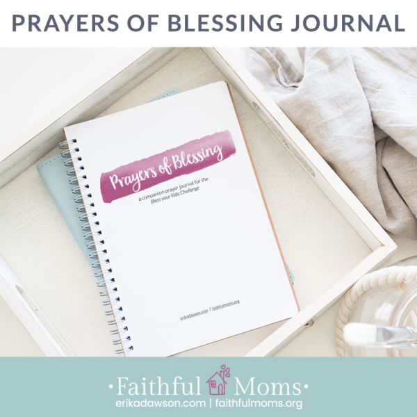 Prayers of Blessing Journal