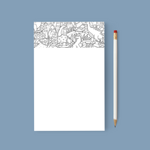 Load image into Gallery viewer, Notepads + DoodlePads