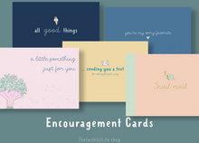 Load image into Gallery viewer, Encouragement Cards