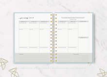 Load image into Gallery viewer, 2019 Faithful Life Planner