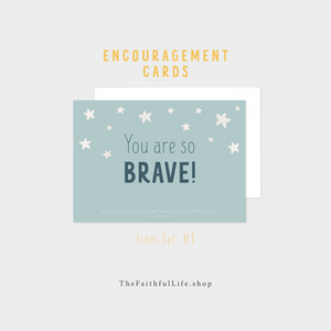 Encouragement Cards