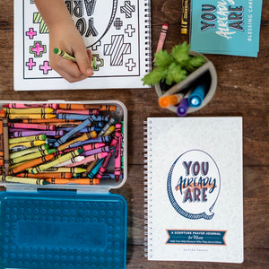 You Already Are - Parent Prayer Journal
