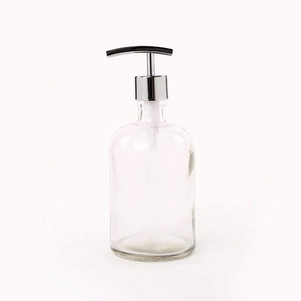 Chrome Arch Apothecary Dispenser