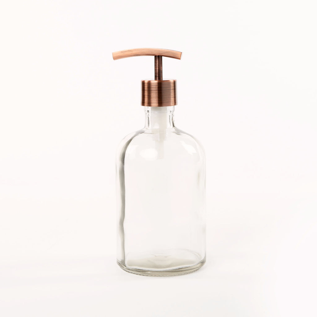 Copper Arch Apothecary Dispenser