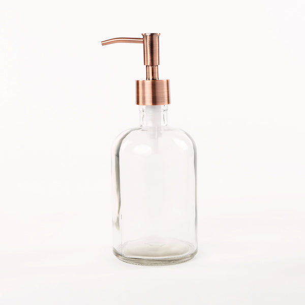 Copper Birdhead Apothecary Dispenser
