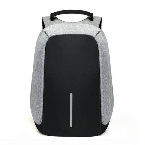 Image of 15 Inch Original USB Charging Anti-Theft Backpack