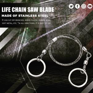 Image of Life Chain Saw Blade