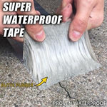 Aluminum Foil Butyl Waterproof Tape