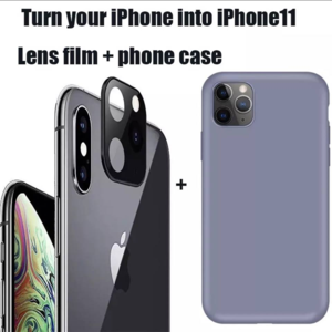 Image of Change Your iPhone X to iPhone 11 Right Away
