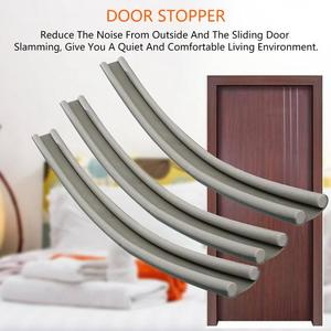 Flexible Door Bottom Sealing Strip Set(sound proof,noise reduction,dust proof)