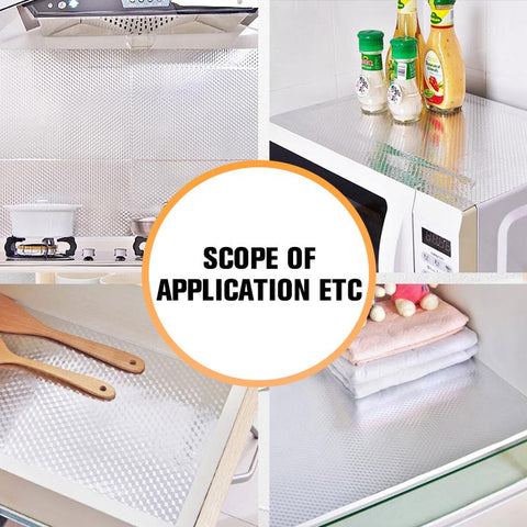 Image of Kitchen Oil-proof Stickers(Limited Time Promotion-50% OFF)