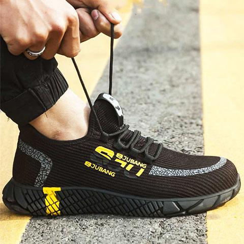 Image of S-rank - New Breathable  Indestructible Safety Shoes