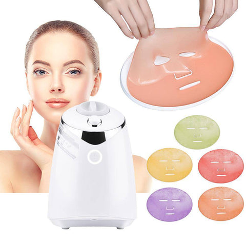 Image of Automatic Natural Organic Fruit Vegetable Mask Machine Beauty Facial Mask Maker