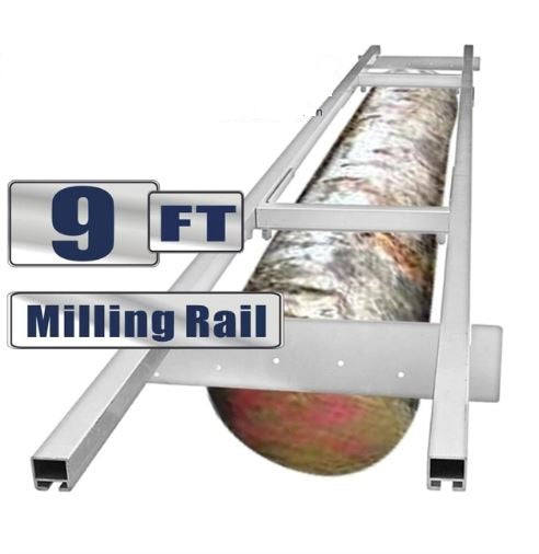 9 FT  Milling Rail System