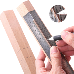 High-precision Scale Ruler Measuring Tool
