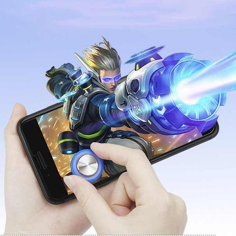 Image of Q8 Plus Mobile Phone Game Joystick Game Controller