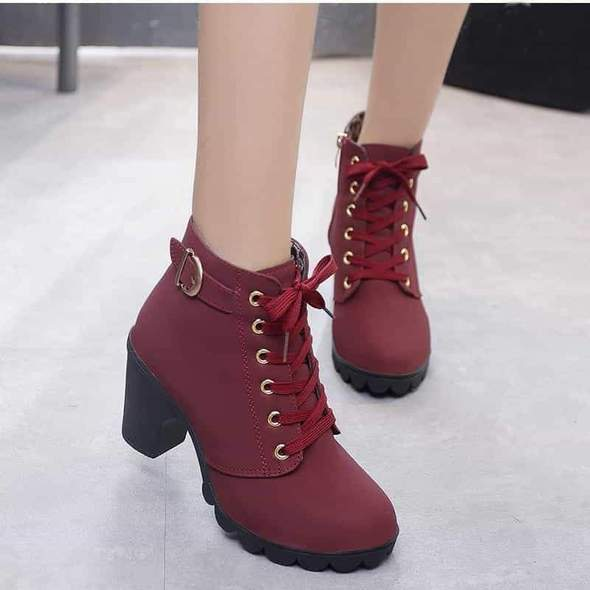 Winter Waterproof Casual  Boot