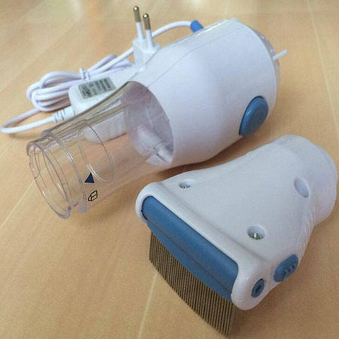 Image of LICE-X™ Automatic Head Lice Treatment Eliminator For Kids Pets