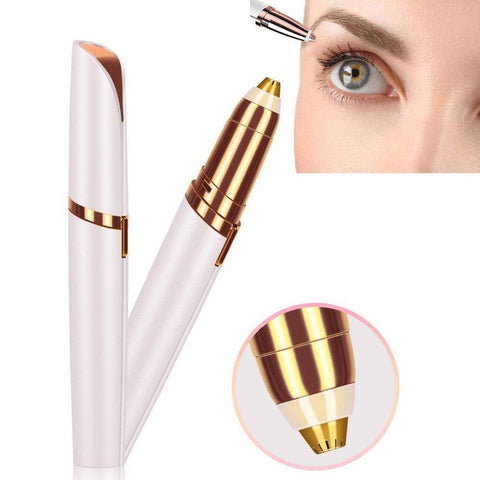 Lipstick Electric Eyebrow Shaping  Facial Hair Removal Machine