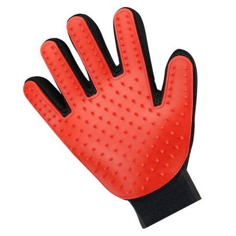 Image of Magic Touch Deshedding Pet Grooming Glove