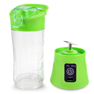 Portable Electric Blender Juicer Cup USB Rechargeable Automatic Vegetable Fruit Citrus Orange Juice Maker Cup Mixer Bottle