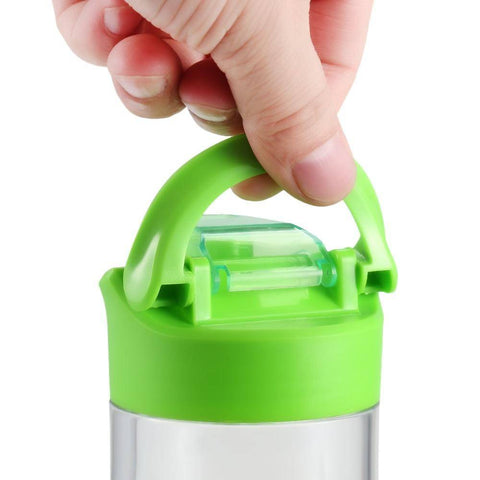 Image of Portable Electric Blender Juicer Cup USB Rechargeable Automatic Vegetable Fruit Citrus Orange Juice Maker Cup Mixer Bottle