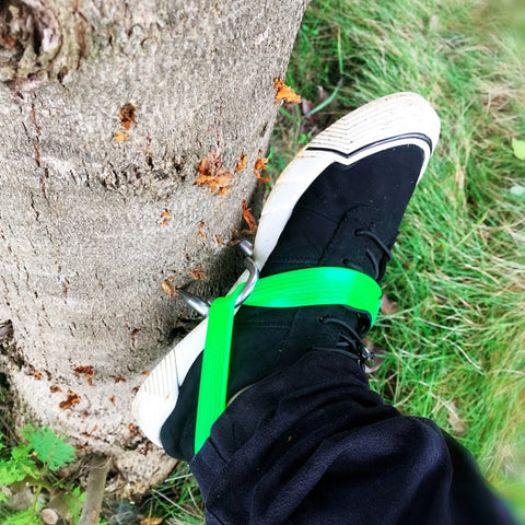 Slip Climbing Tree Shoes for Observation Picking Fruit (4 Scratch)