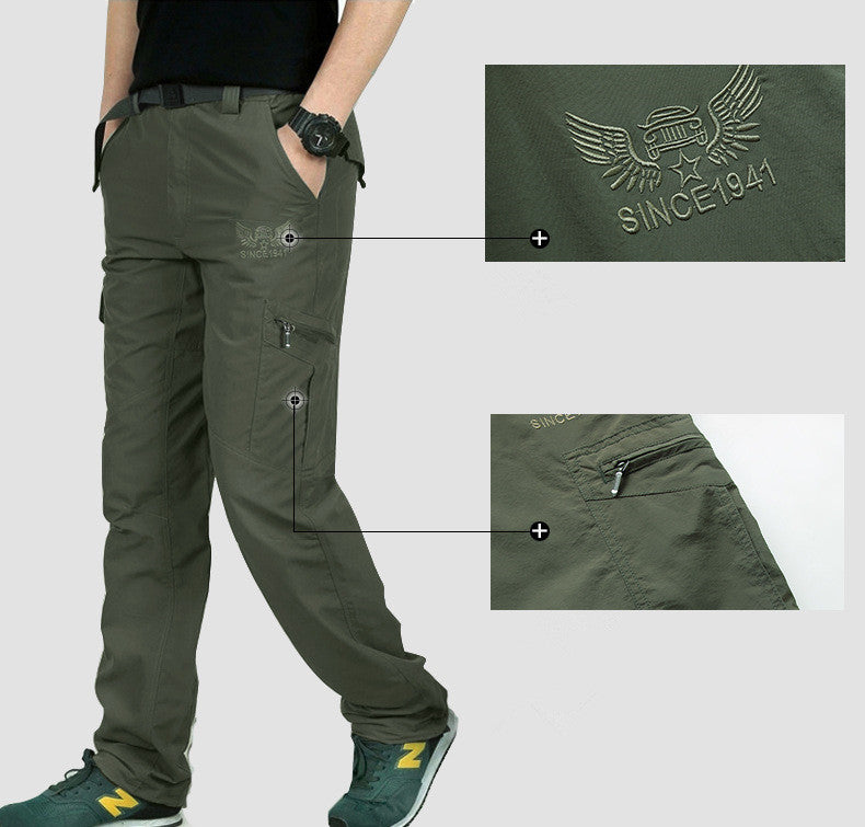 Waterproof Work Pants- For Male or Female