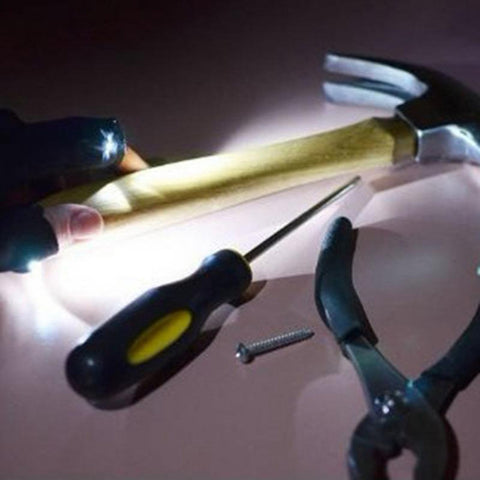 Image of Universal Lit Up Glove - A Torch Light That Never Drops!