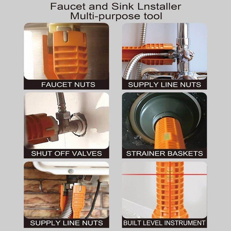 Faucet And Sink Installer 2020 Model